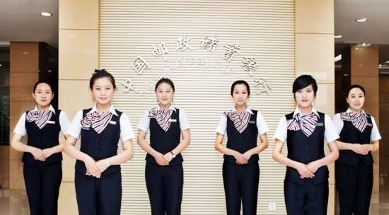中国邮政工作服案例