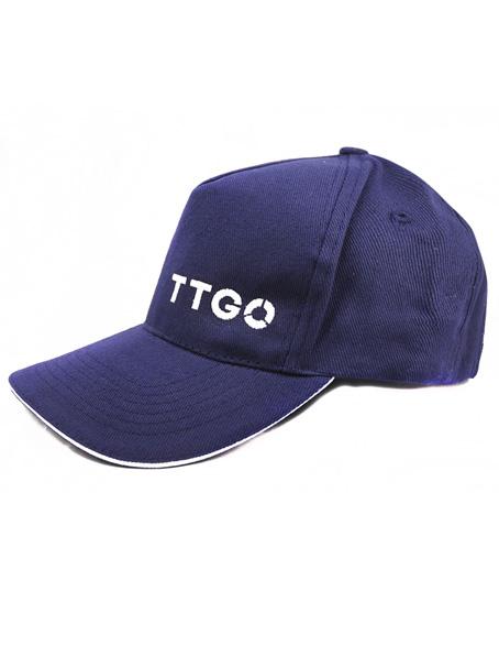 乐动体育官网下载app高尔夫球帽订做,白色棒