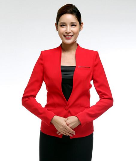 女性职业装�yg�_重庆职业装美女款式设计亚博app官方下载,女性白领职业装订做厂家