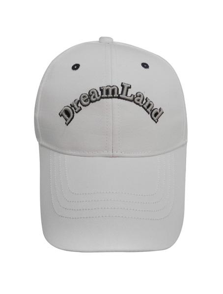 乐动体育官网下载app白色高尔夫球帽.定做纯