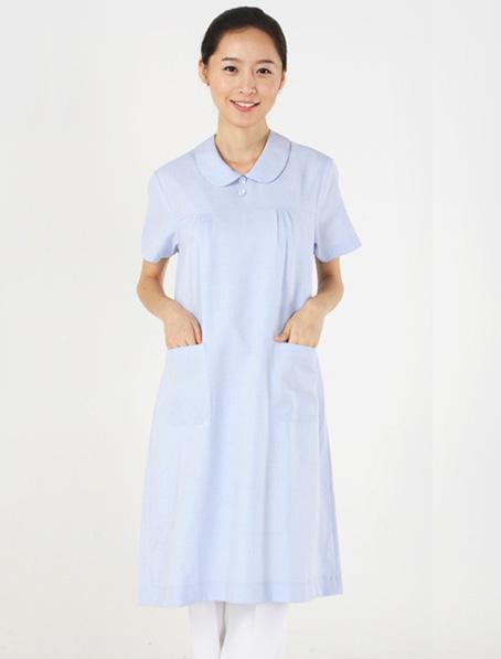 乐动体育官网下载app护士服订做公司,淡蓝护