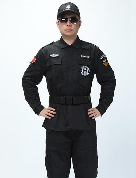 乐动体育官网下载app定做保安特训制服,订制