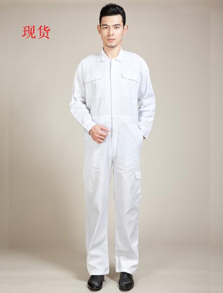 乐动体育官网下载app白色纯棉连体服批发